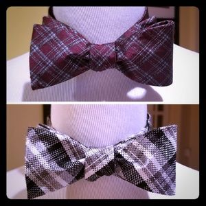 [Mens] Adjustable Bow Ties by Ben Sherman